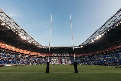 Are you set up to broadcast the Rugby World Cup 2019 from Japan