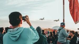 How do I livestream news for mobile news gathering