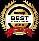 Soliton wins Grand Prize at Interop Tokyo 2018