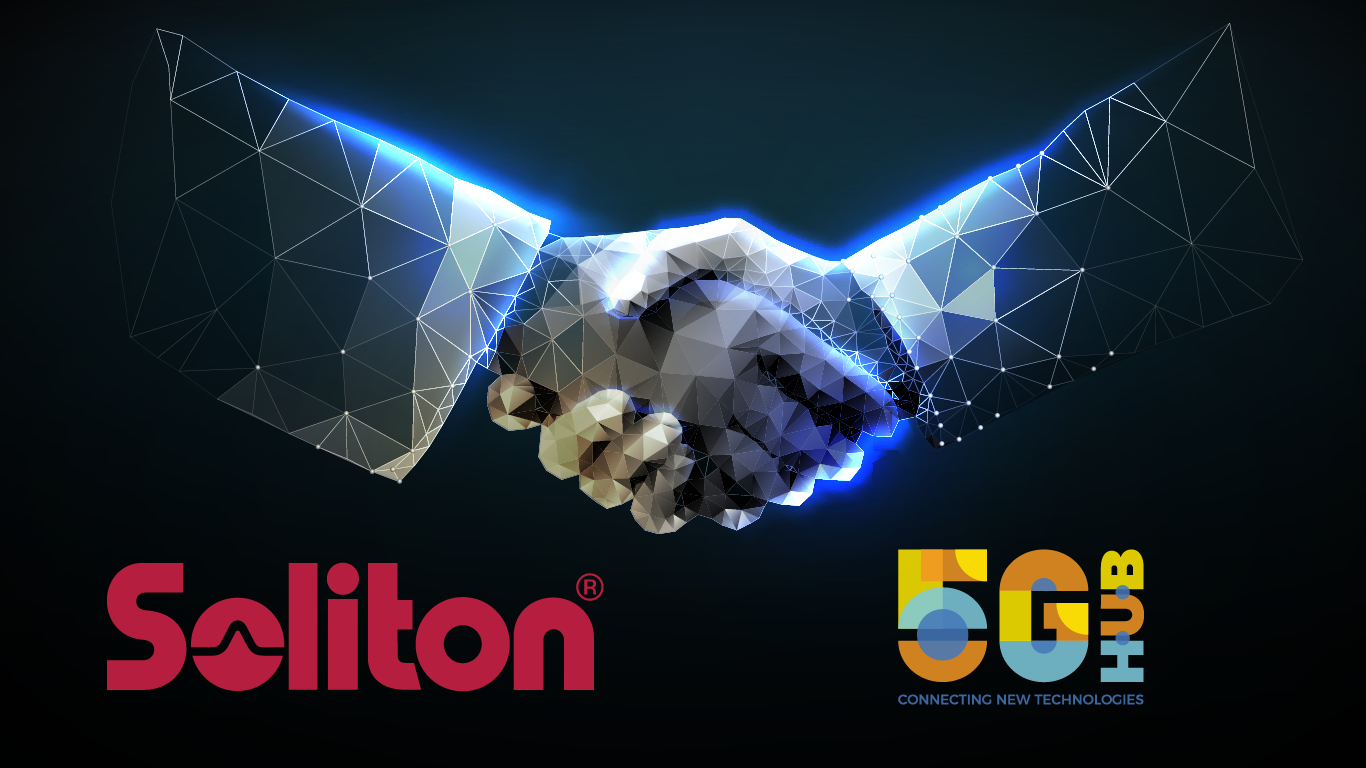 Partnership Soliton and 5G Hub